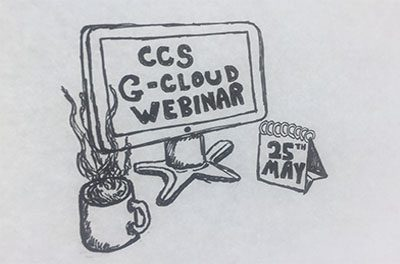 CCS G-Cloud Webinar drawing