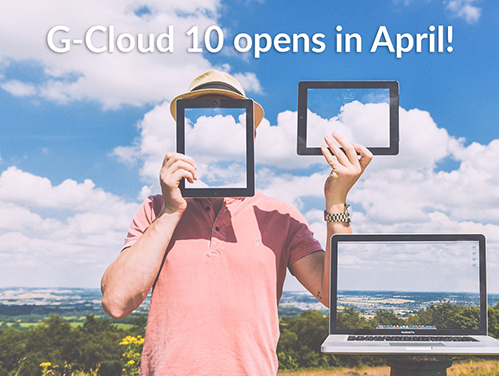 10 reasons for G-Cloud 10