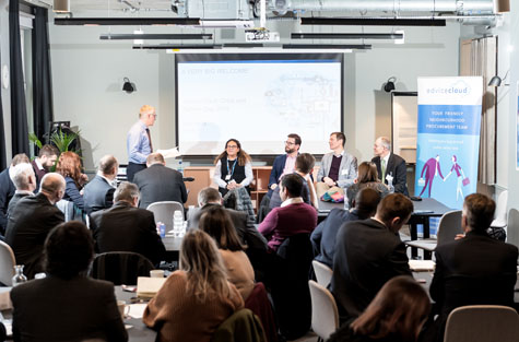 Advice Cloud Client and Partner Day 2019