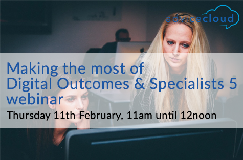 digital outcomes and specialists 5